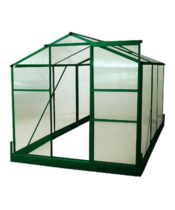Green Medium Greenhouse