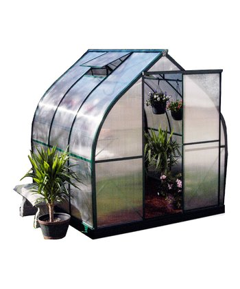 Green Tulip House Greenhouse Set