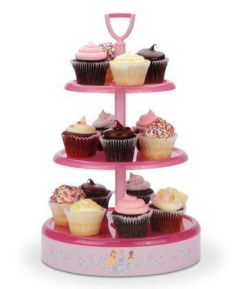 Princess Rotating 3-Tier Serving Tower