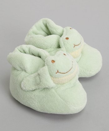 Funbath - Froggy Booties