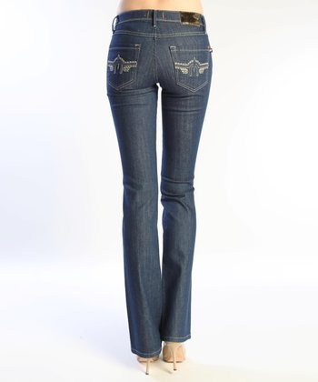 In the Saddle Bootcut Jeans