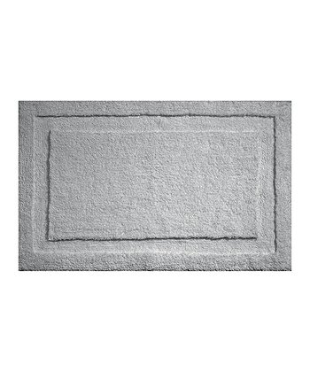 Gray Bath Mat