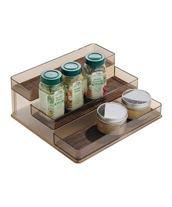 Bronze Twillo Stadium Spice Rack