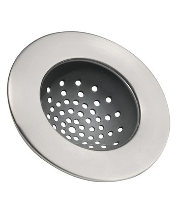 Brushed Sink Strainer