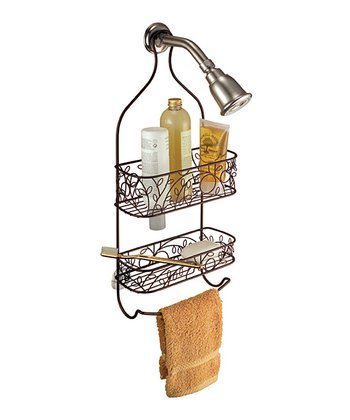 Bronze Twigz Shower Caddy