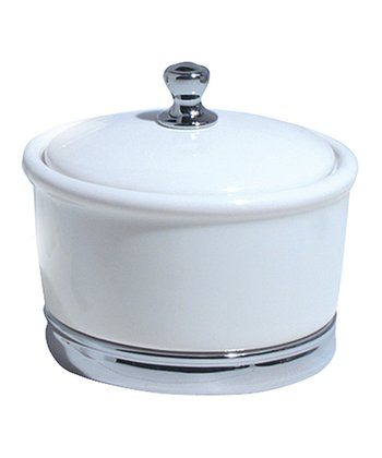 White Large Canister