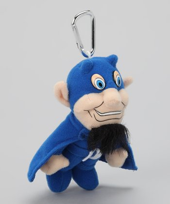 Duke Mascot Key Chain