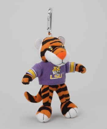 LSU Mascot Key Chain