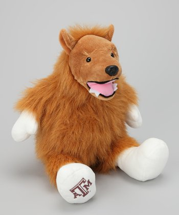 Texas A&M Mascot Plush Toy