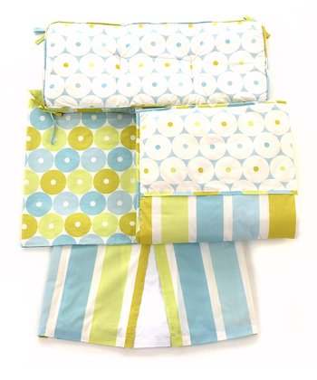 Three Piece Haze  Bedding Bundle