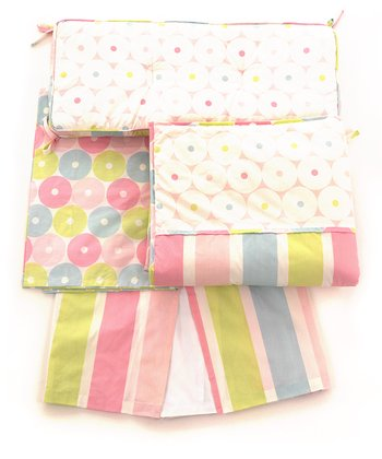 Babylicious - Three Piece Sorbet Bedding Bundle