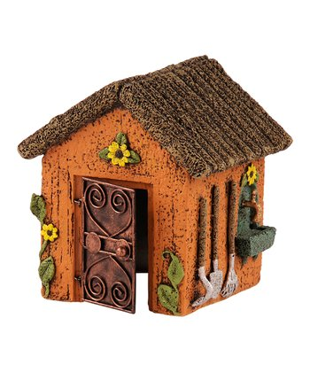 Orange Fairy House