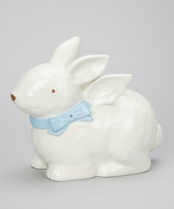 Blue Bunny Angel Bank