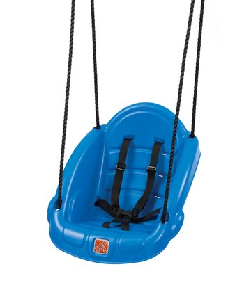 Blue Toddler Swing