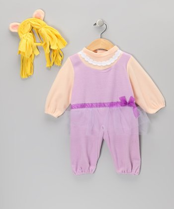 Purple Miss Piggy EZ-On Dress-Up Set - Infant & Toddler