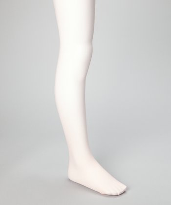 Rose Resille Tights - Toddler & Girls