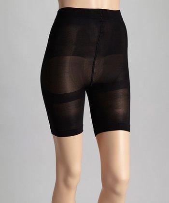 Franzoni Black Get Up Shaper Shorts - Women