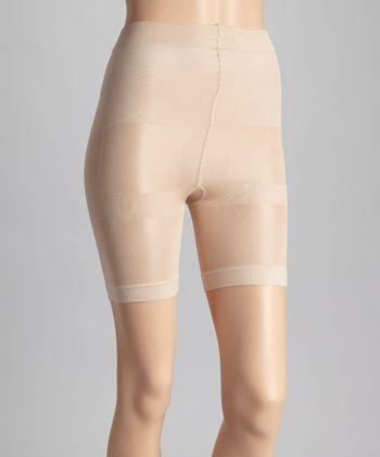 Franzoni Neutral Get Up Shaper Shorts - Women