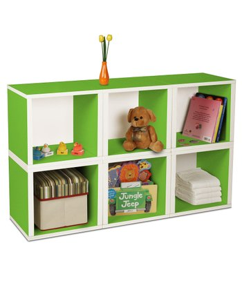 Green Modular Cube - Set of Six