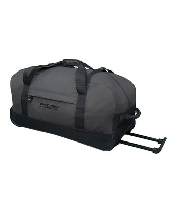 Gray Xpedition 36'' Wheeled Duffel