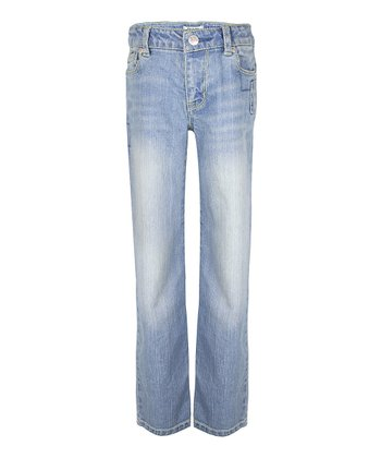 Savannah Wash Boyfriend Jeans - Girls