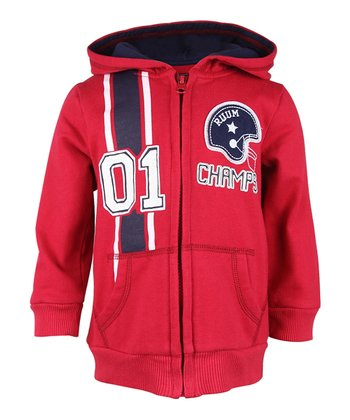 Ketchup 'Champs' Zip-Up Hoodie - Infant, Toddler & Boys