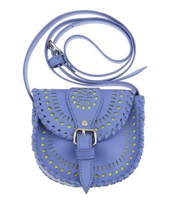 Periwinkle Blue Shoulder Bag