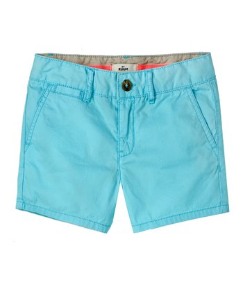 Aquamarine Shorts - Girls