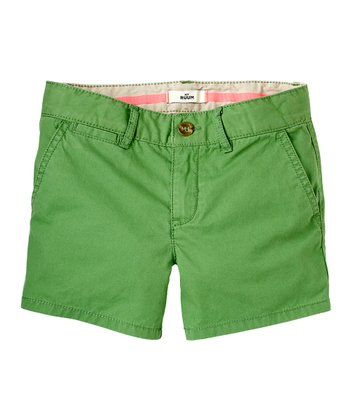 Fresh Leaf Shorts - Girls
