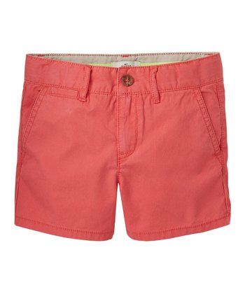 Guava Jam Shorts - Girls