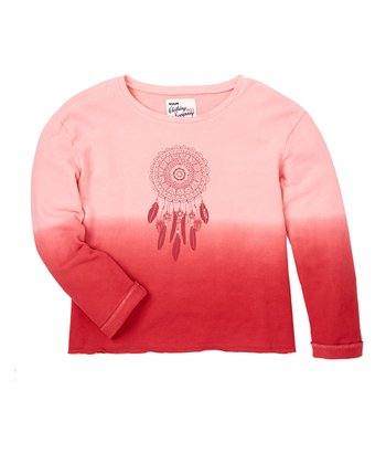 Poppy Dip-Dye Top - Girls
