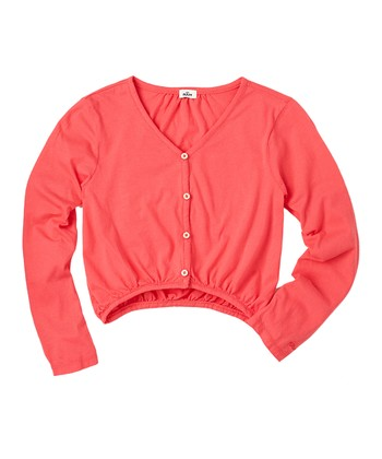 Guava Jam Cardigan - Infant, Toddler & Girls