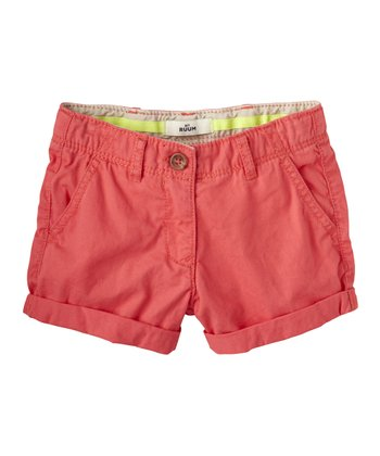 Guava Jam Shorts - Infant, Toddler & Girls