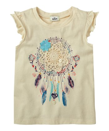 Vanilla Dream Catcher Tee - Infant & Toddler