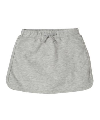 Heather Gray Skirt - Infant & Toddler