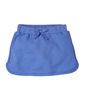 Periwinkle Blue Skirt - Infant & Toddler