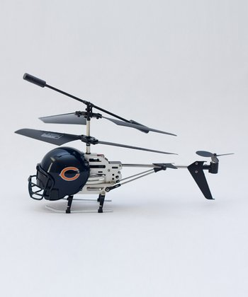 Chicago Bears Helmet Remote Control Helicopter