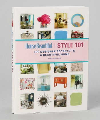 House Beautiful Style 101 Flexibound Book