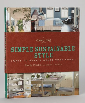 Simple Sustainable Style Hardcover