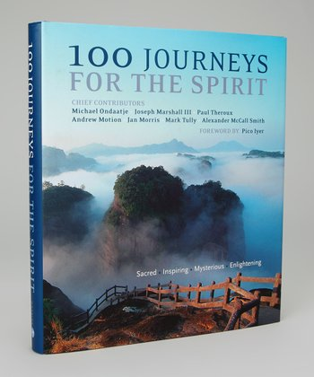 100 Journeys for the Spirit Hardcover