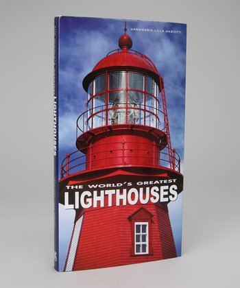 The World's Greatest Lighthouses Hardcover