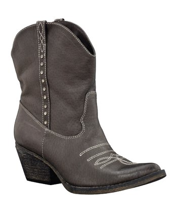 Brown Bolero Cowboy Boot