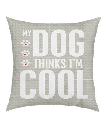 'My Dog' Pillow