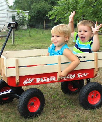 Red Dragon Wagon