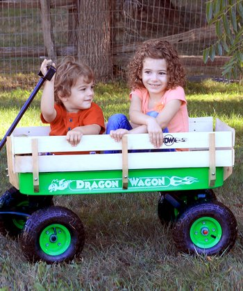Green Dragon Wagon