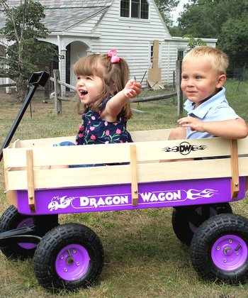Purple Dragon Wagon