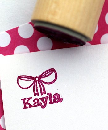 Bow Mini Stamp