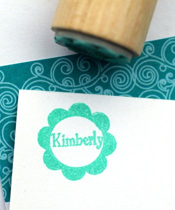 Flower Mini Stamp