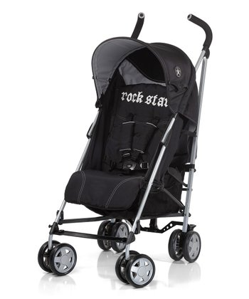 Black Turbo Stroller