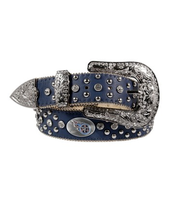Tennessee Titans Bling Belt - Women
